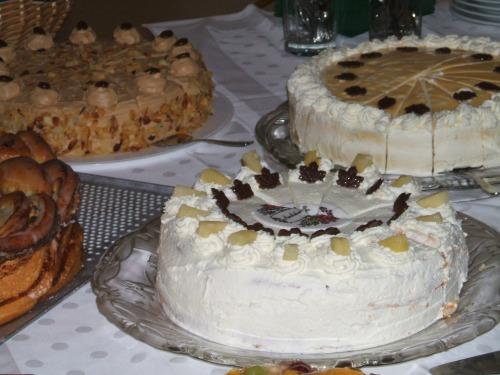 Gâteaux allemands de Noël